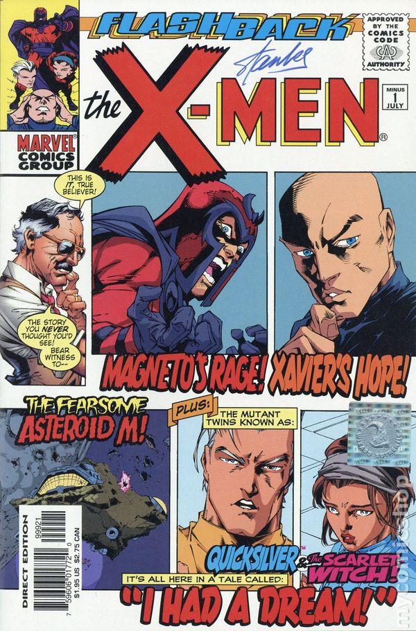 X-Men Classic Uncanny X-Men Hide-N-Seek Volume 1 #61 Marvel Comics July 1991 NM