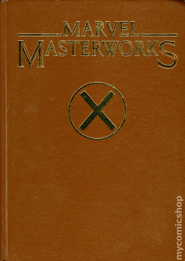 Marvel Masterworks Deluxe Library Edition Variant HC (1987-Present