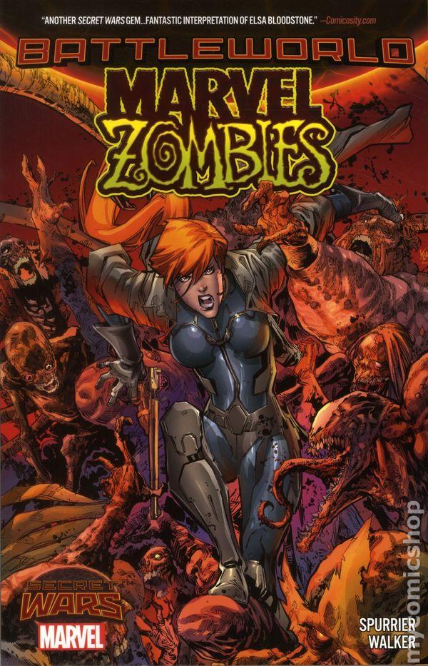 Marvel Zombies TPB (2015 Marvel) Secret Wars: Battleworld