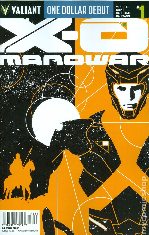ERICA HENDERSON 1:25 VARIANT COVER VALIANT COMICS 2020 Details about  /X-O MANOWAR #1 VF