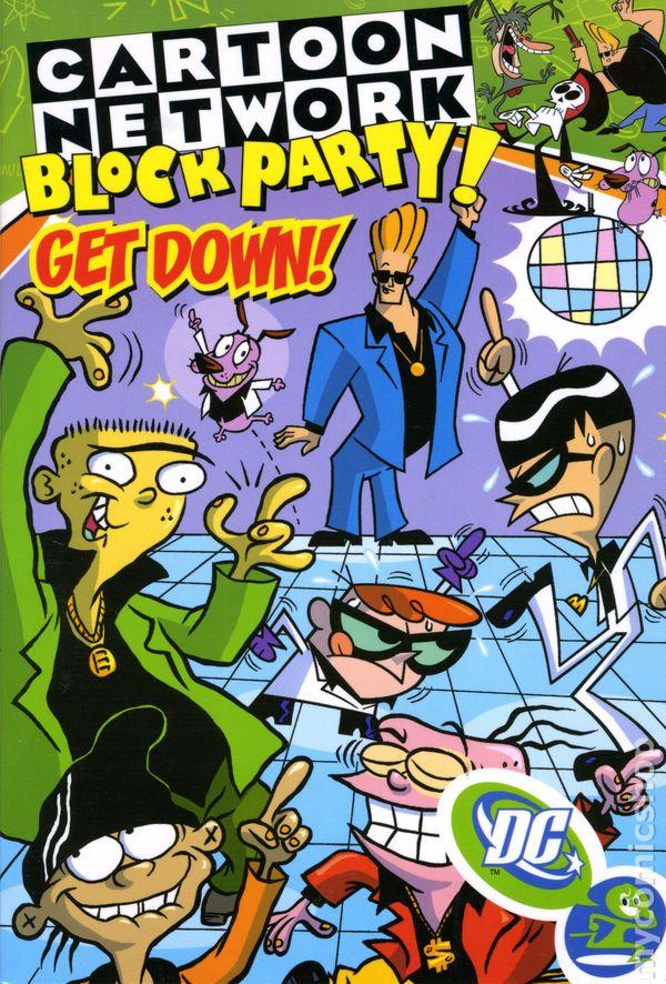 cartoon network block party tpb 20052006 dc comic books