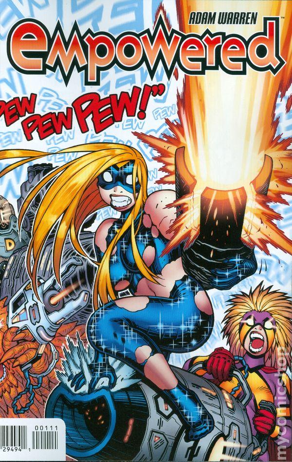 Empowered 2009 Dark Horse Comic Books