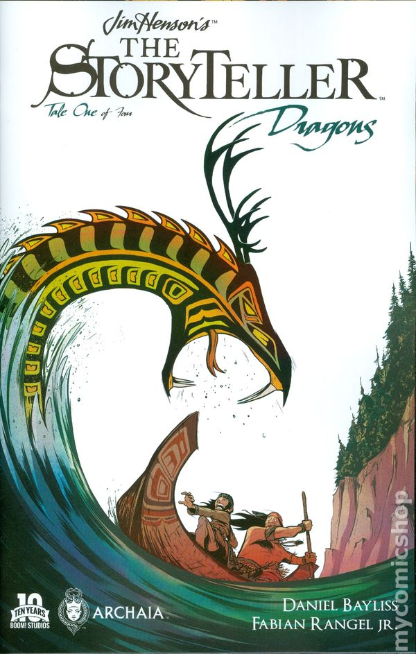 an analysis of the use of dragons in story telling and mythology