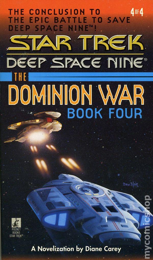 Star Trek: The Next Generation, The Dominion War, Book 1 Behind Enemy Lines
