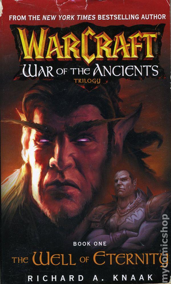 World of Warcraft Night of the Dragon SC (2008 Pocket Books Novel) 1-1ST VF