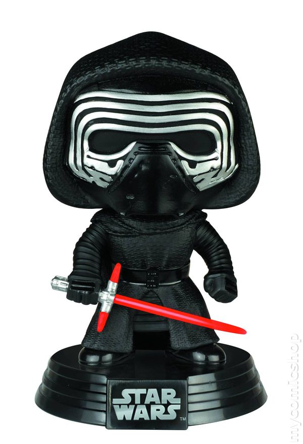 Star Wars Vinyl Figure (2011- Funko) Pop Movies comic books