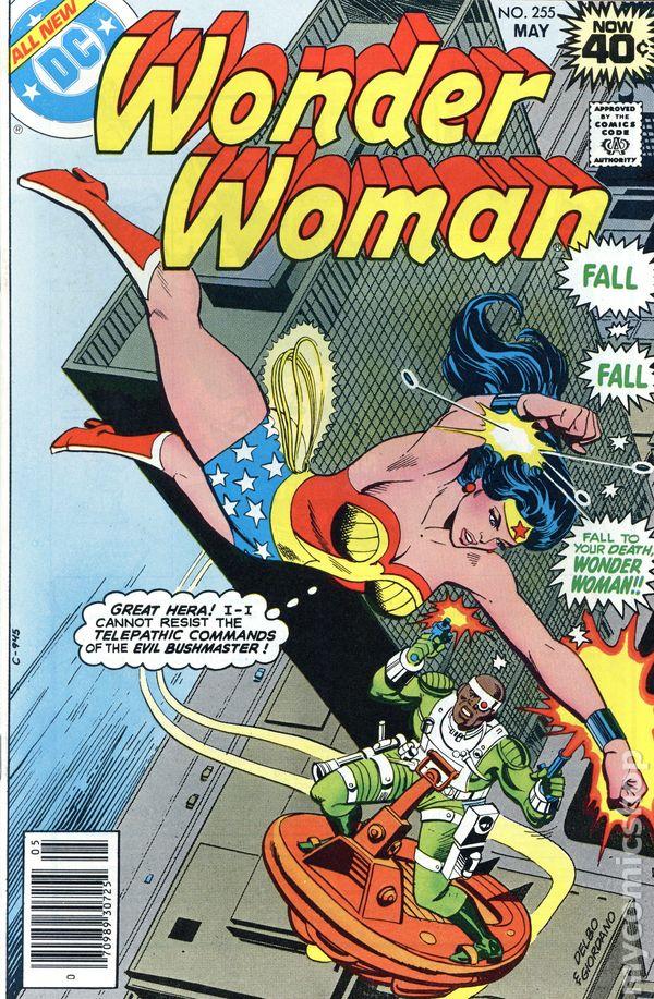 Wonder Woman 1942 1St Series Dc Mark Jewelers Comic -1178