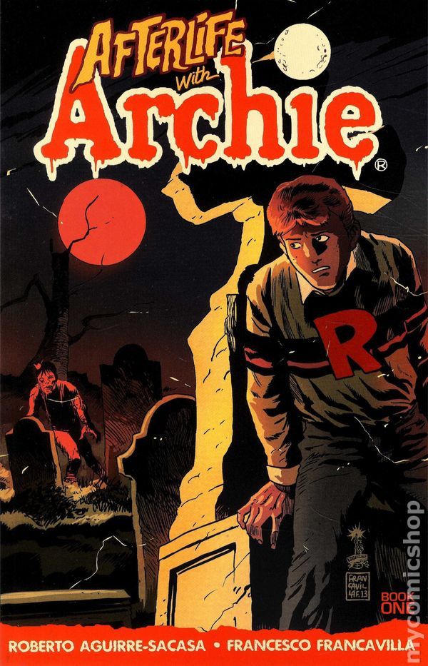 Afterlife with Archie Magazine #1 VF 2014 Stock Image