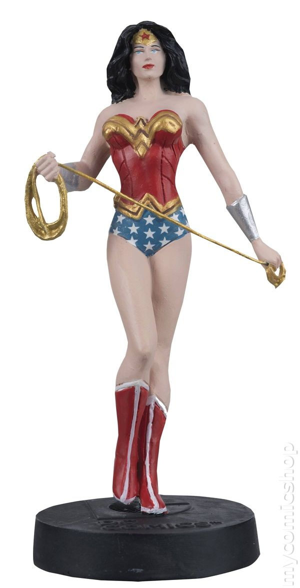 DC SUPERHERO BEST OF SPECIAL #3 MEGA WONDER WOMAN STATUE EAGLEMOSS *IN STOCK*