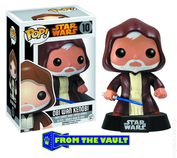 Star Wars Vinyl Figure 2011 Funko Pop Movies Comic Books