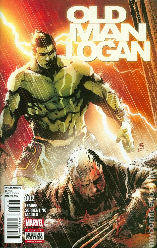 Old Man Logan #30 2017 Marvel Comics NM