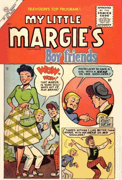 My Little Margie S Boy Friends 1955 Comic Books