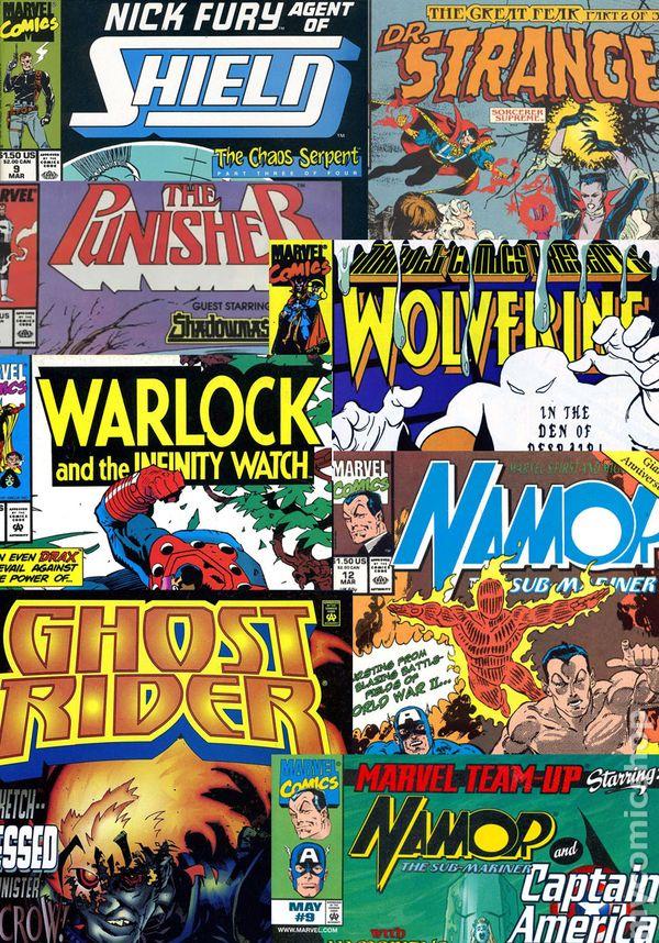 SUPERHERO COMIC BOOK /& GRAPHIC NOVEL 3 PACK LOT