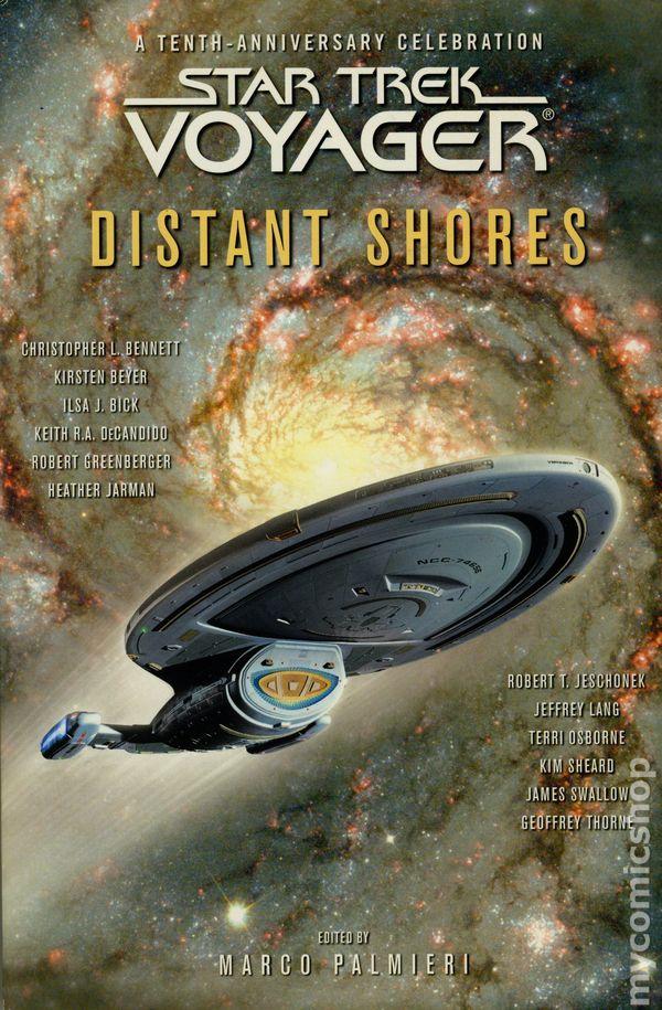 Comic Books In Star Trek Voyager Novel