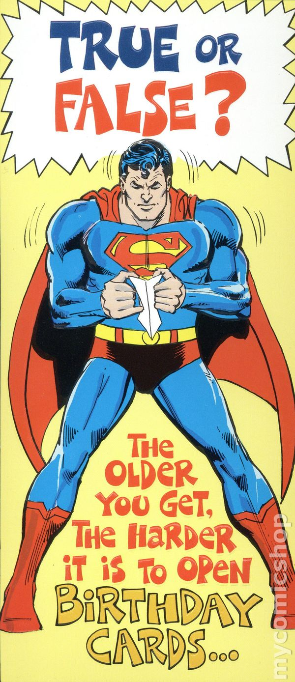 Comic Books In Superman