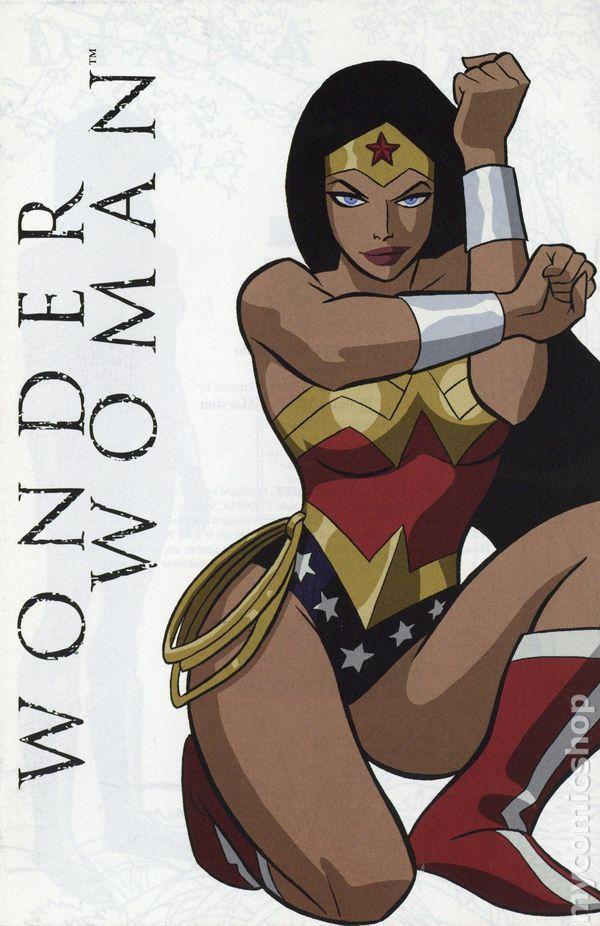 wonder woman 2009 mini comic dvd promo comic books
