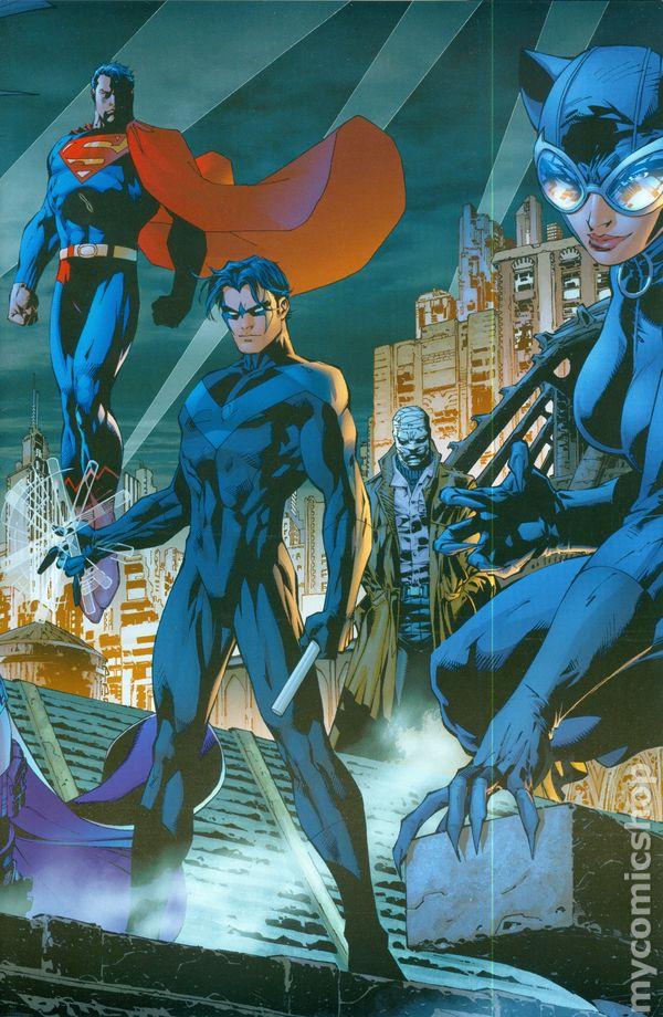 batman folder covers 2004 semic french edition comic books