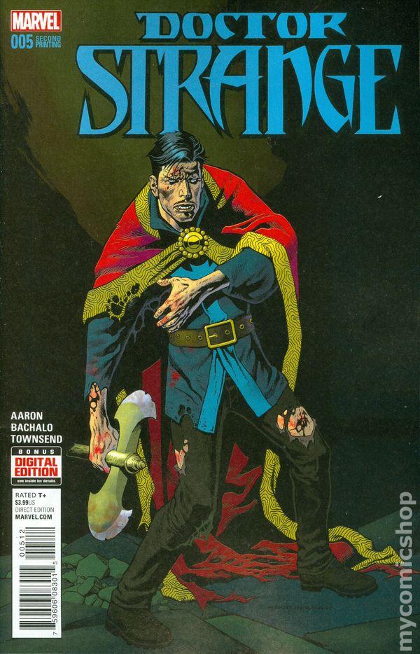 Dr Strange Serie