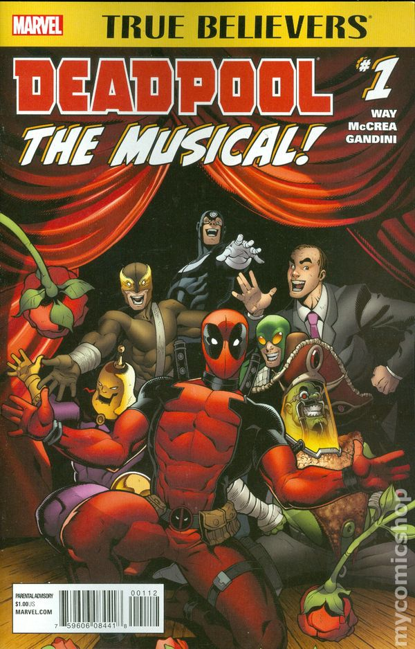 deadpool comics issue 1 pdf