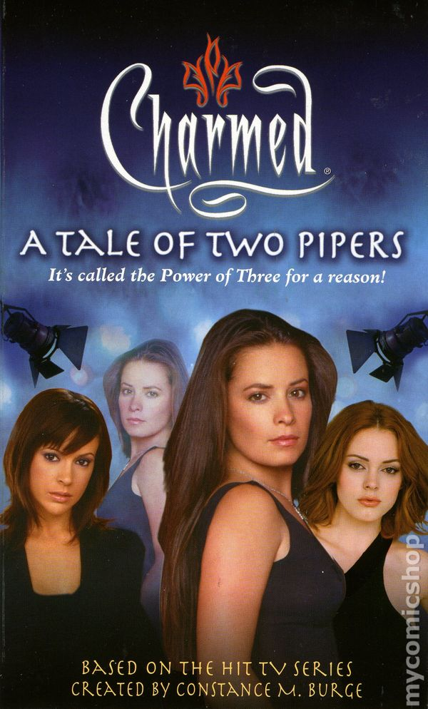 Comic Books In Charmed Pb