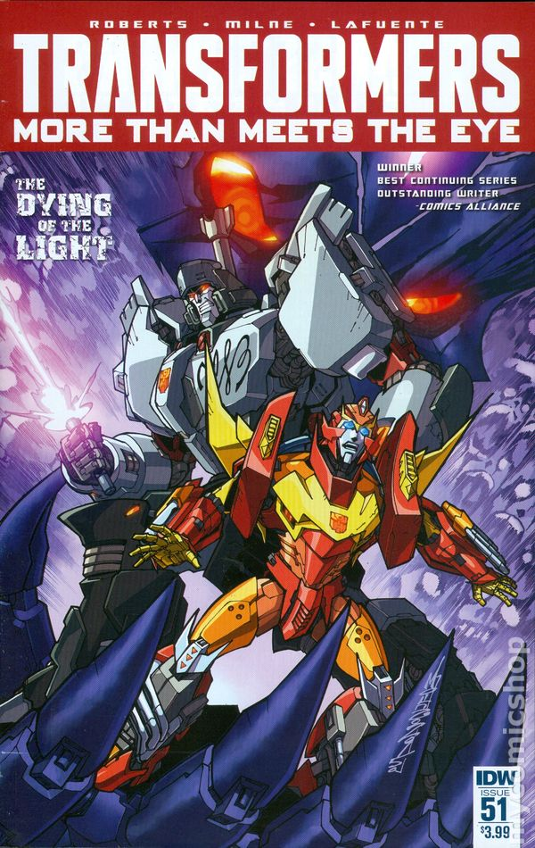 Transformers More Than Meets The Eye 2012 Idw Comic Books