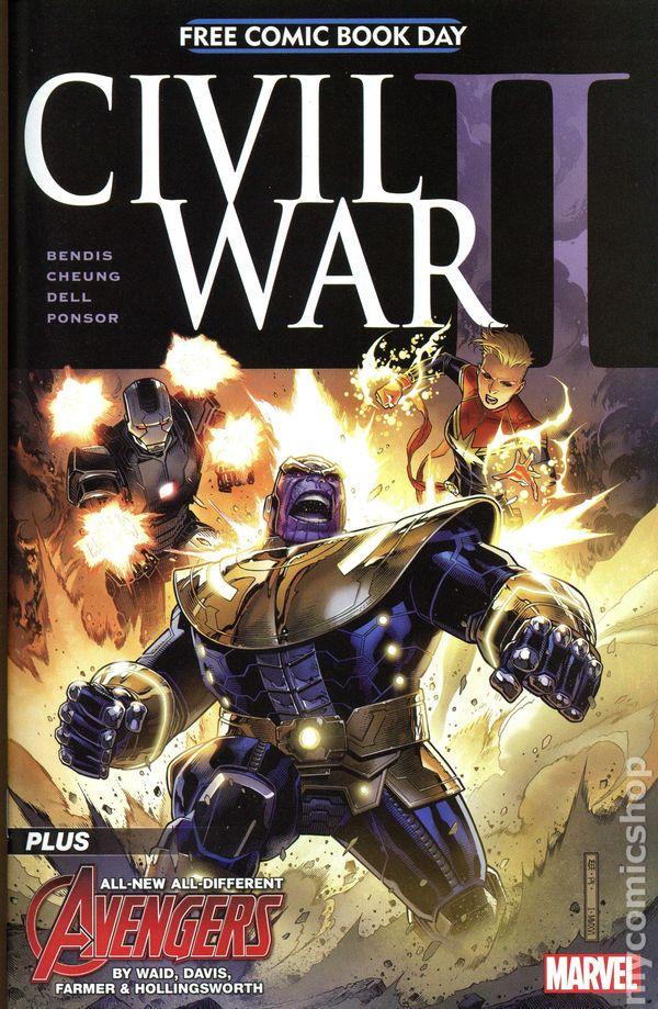 Marvel Comics Free