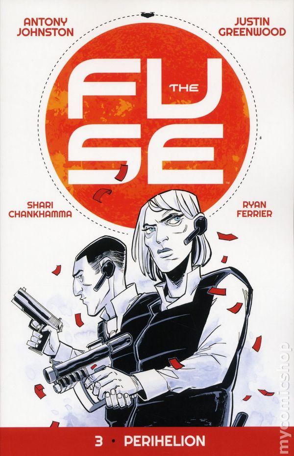 Fuse Tpb  2014 Image  Comic Books