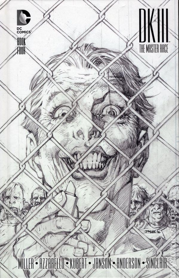 9.0 LIMITED BOOM! FREELANCERS #3 COVER D VIRGIN VARIANT