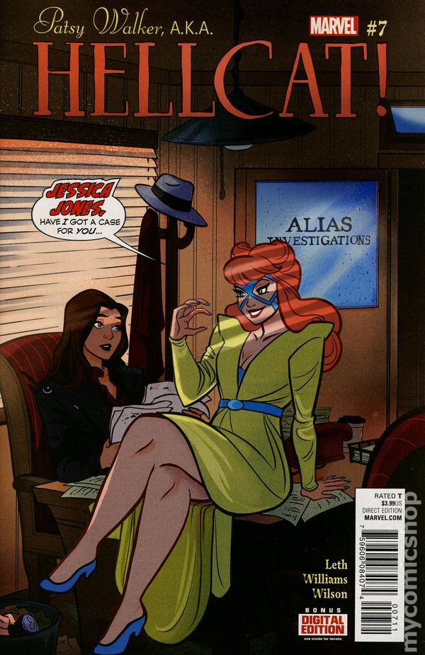 Patsy Walker Aka Hellcat 2016 Comic Books