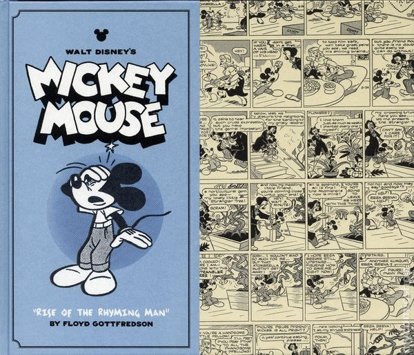 Free Comic Book Day Uk Store Locator: Walt Disney's Mickey Mouse HC (2011-2018 Fantagraphics