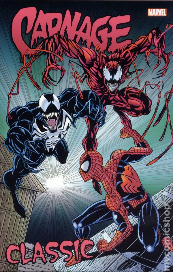 Carnage Classic TPB (2016 Marvel) comic books
