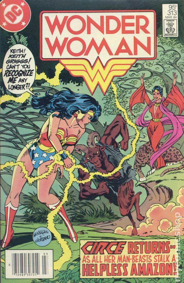 Wonder Woman 1942 1St Series Dc Canadian Price Variant -9829