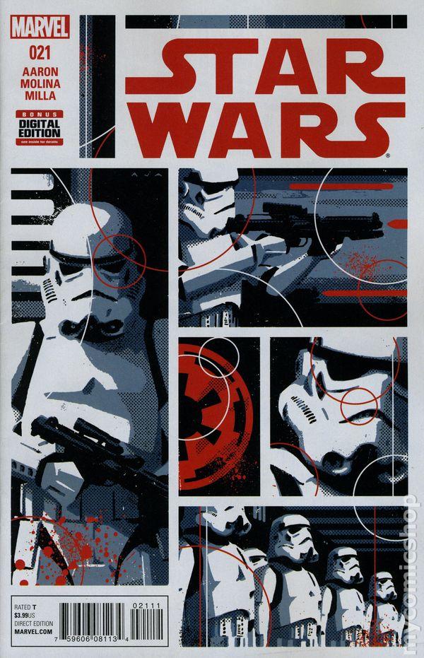 #21 1979 FN Stock Image Star Wars Marvel