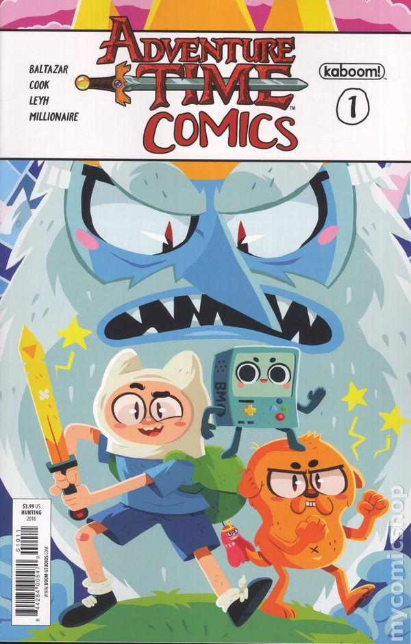 Adventure Time (season 1) - Wikipedia | 940x600