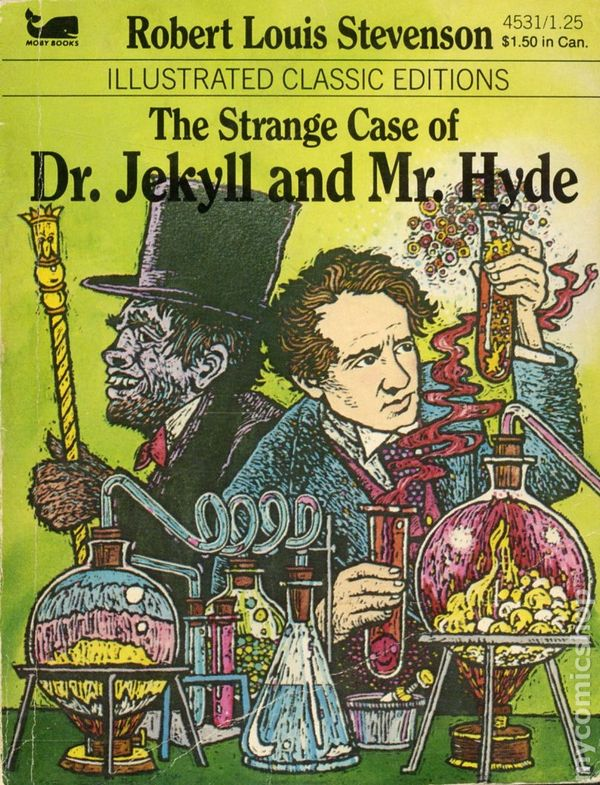 a comparison of the stories lord of the flies and strange case of dr jekyll and mr hyde This month a new adaptation of robert louis stevenson's dark psychological fantasy, the strange case of dr jekyll and mr hyde, will be embark.