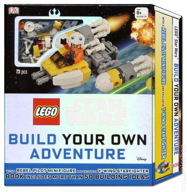 LEGO Star Wars Build Your Own Adventure HC (2016 DK) comic books