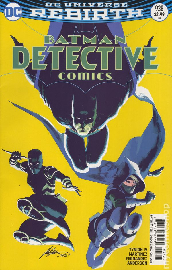 Detective Comics #938B