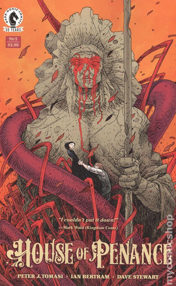 House Of Penance #3 CVR A Dark Horse Comics NM