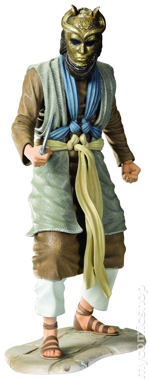 "GAME OF THRONES Petyr Baelish 7/"" Boxed Figure Dark Horse Comics #NEW"