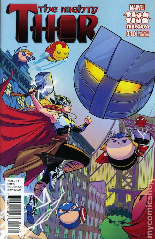 Deadpool #17 Marvel TSUM TSUM Takeover NM