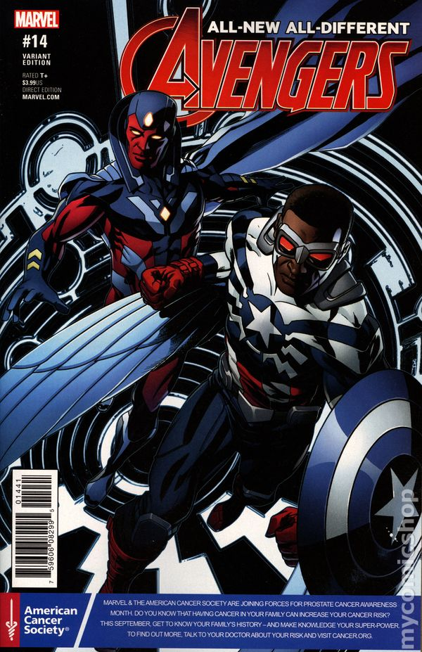 All New All Different Avengers Vol 1 2: All New All Different Avengers (2015) Comic Books