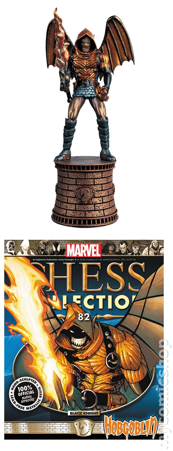 Gamora And Draxx* NEW* Marvel Chess Figurine Collection Magazine Special #04
