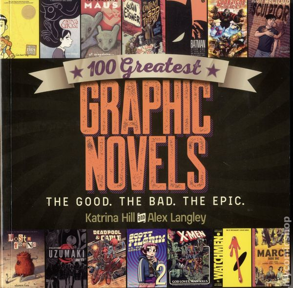 Media Tie In Graphic Novels: 100 Greatest Graphic Novels SC (2016 FW Media) The Good