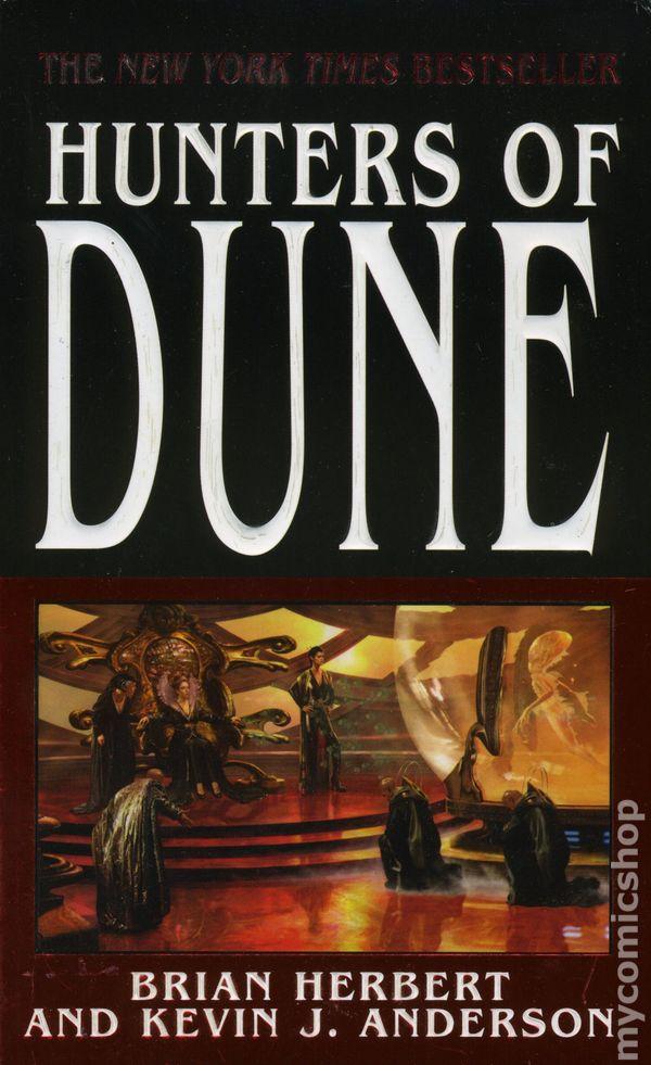 Comic books in 'Dune Chronicles (Novel)'