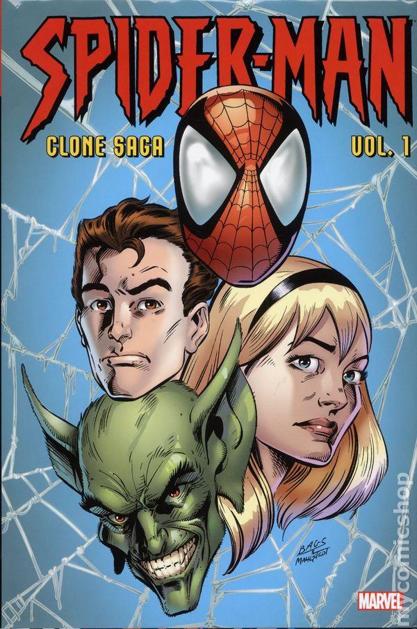 Spider-Man Clone Saga #1 2009 VF Stock Image
