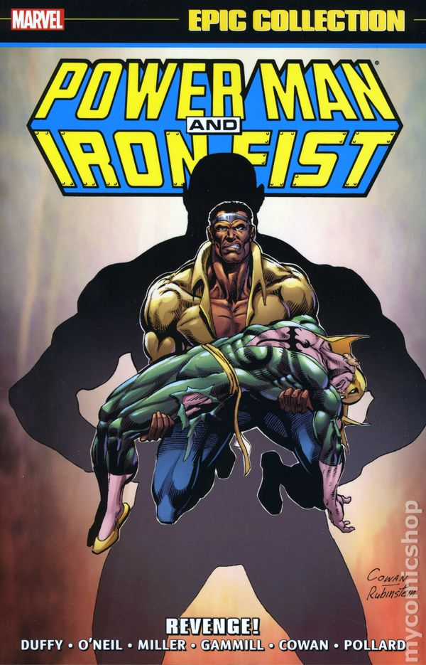 Book of iron fist advise