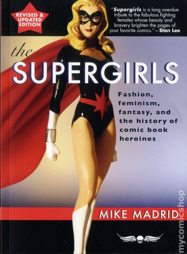 an examination of the stereotypical portrayal of super heroines by the comic book industry Mimetypetocncxoebps/chapter-001-introductionhtml 1introduction walk through a supermarket undoubtedly, in almost every department you will pass superhero paraphernalia, probably without even noticing.