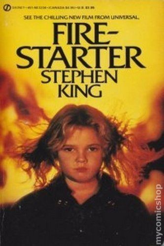 an analysis of the firestarter novel by stephen king Yet another new stephen king adaptation is on the way  firestarter is one of  king's earliest novels, and one of his early attempts to merge.