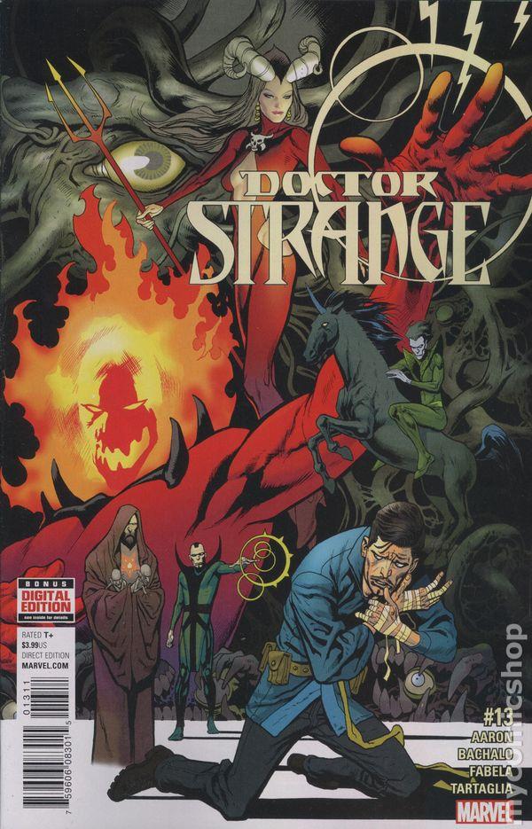 DOCTOR STRANGE # 13 2015 * NEAR MINT