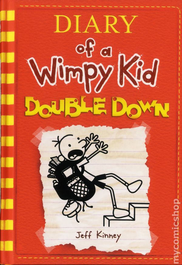Diary Of A Wimpy Kid Volume
